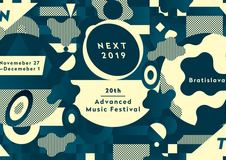 NEXT 2019: 20th Advanced Music Festival Bratislava