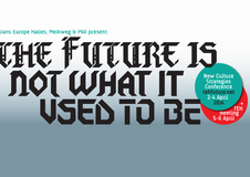 Konferencia THE FUTURE IS NOT WHAT IT USED TO BE