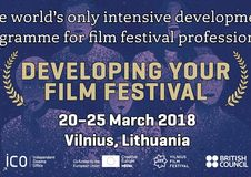Developing Your Film Festival 2018