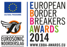 Cena European Border Breakers Awards