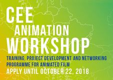 CEE Animation Workshop 2018/2019